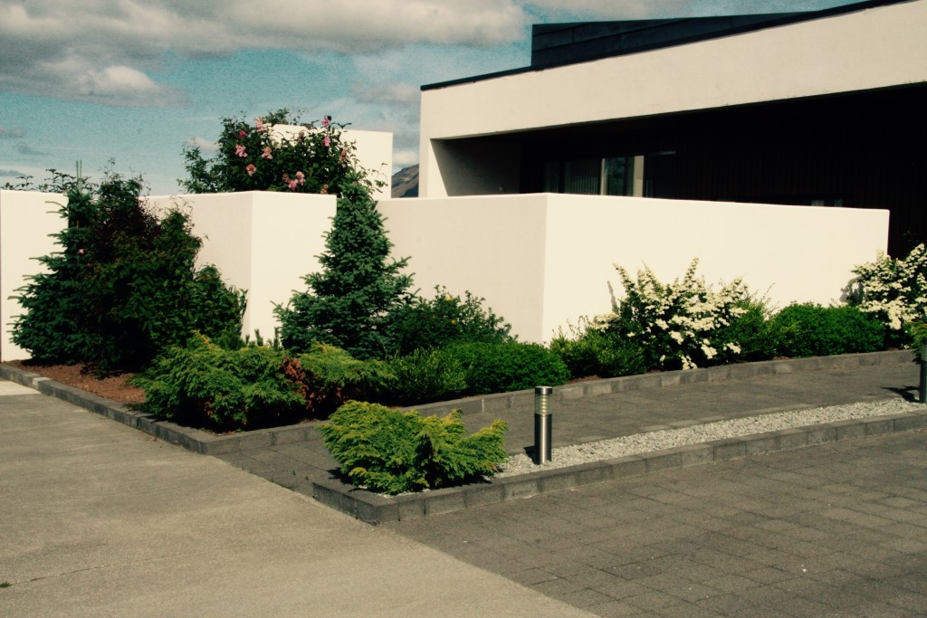 Landscape design in Iceland