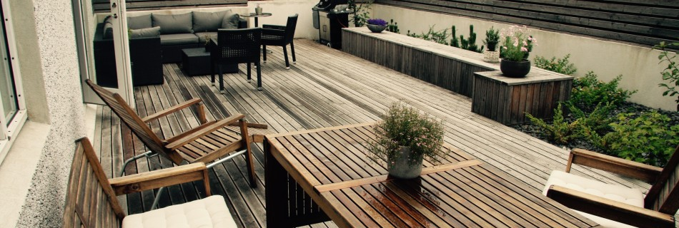 Driftwood style decks, are they the new norm?